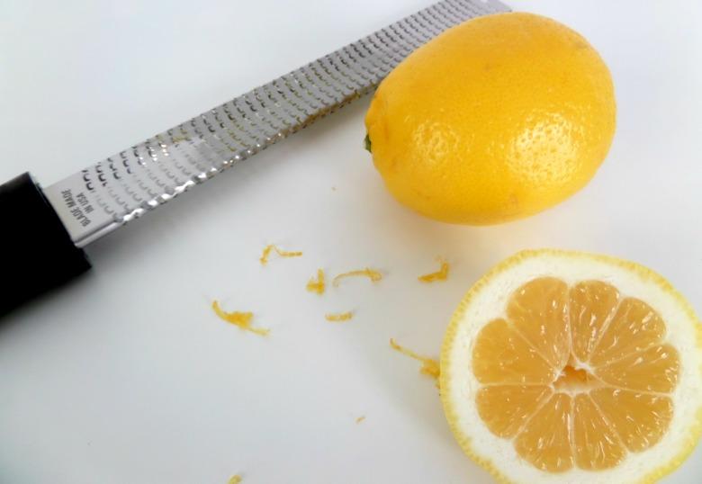 Zest the Lemon