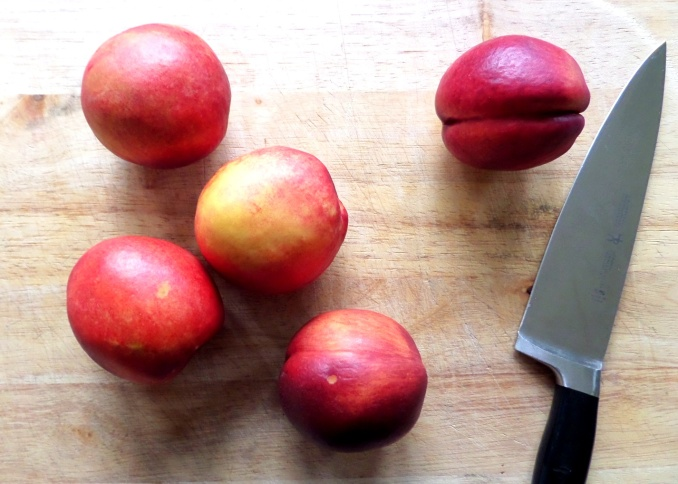 Ripe Stone Fruit